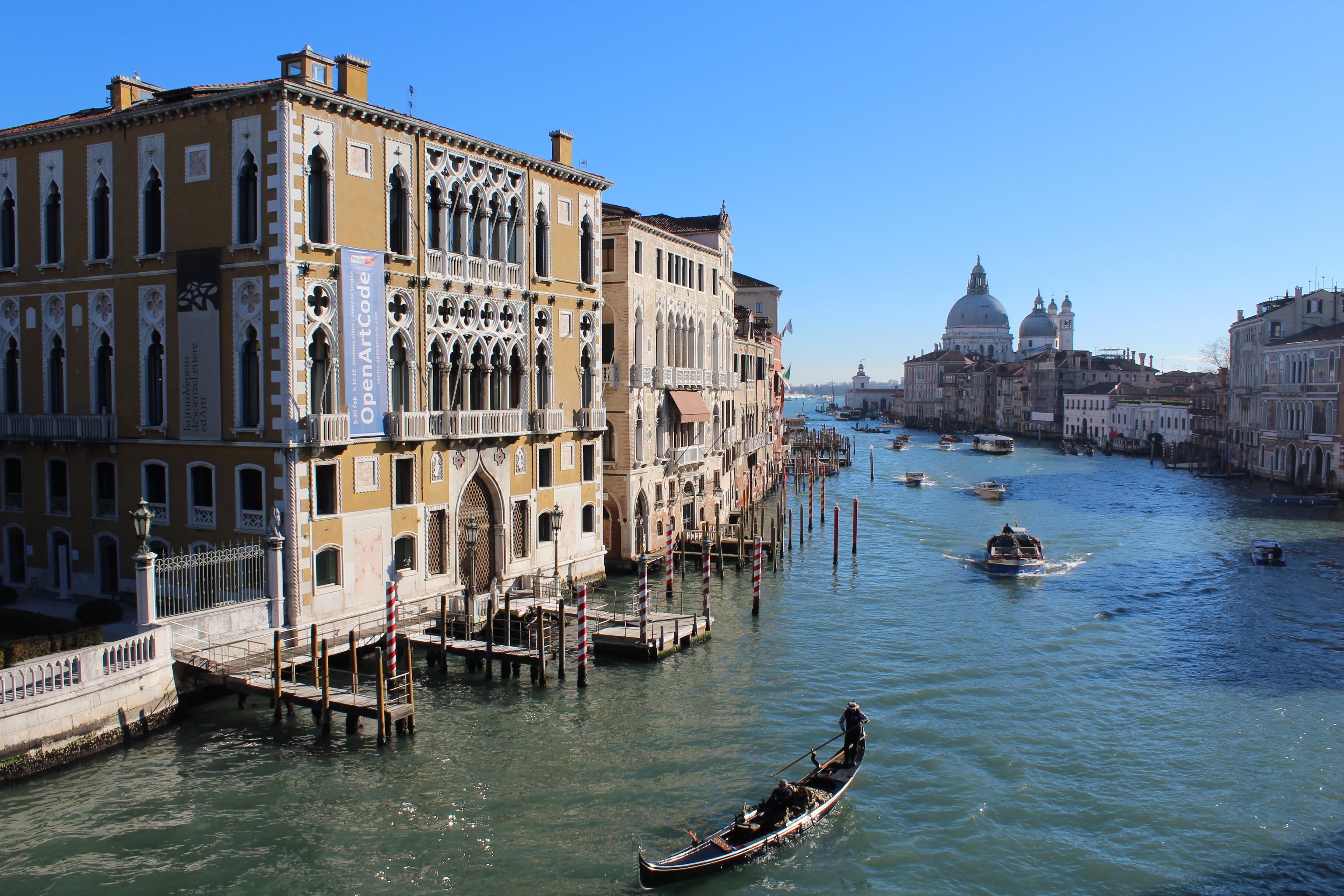 Palazzo Cavalli Franchetti, Gran Canale, Venice